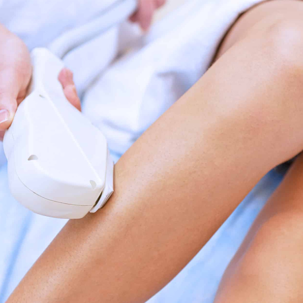 Painless Laser Hair Removal
